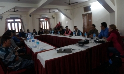 SAHAS-Nepal Review and Planning of CEFALS, ELLEP and LIFT Project