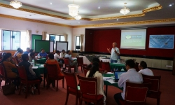 SAHAS Nepal Final Strategic Planning Workshop 2015