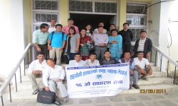 SAHAS Nepal 16th General Assembly